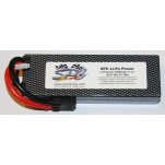 SPC LiPo Power, Lithium Polymer (LiPo) Battery Pack; 4300mAh, 40C, 3S, 11.1V Hard-Case