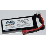 SPC LiPo Power, Lithium Polymer (LiPo) Battery Pack; 1500mAh, 30C, 3S, 11.1V Soft-Case, Deans